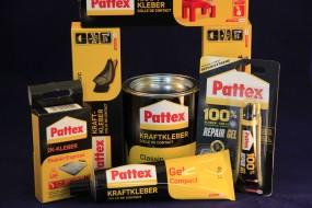 Pattex Kraftkleber Compact Gel 625g