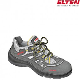 Sicherheitsschuh ELTEN Sky grey-yellow ESD S1 Nr. 72860